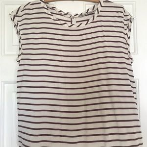 Abercrombie and Fitch striped t-shirt